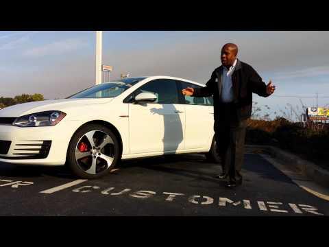 Steve White VW 2015 GTI Yahoo Car of Year