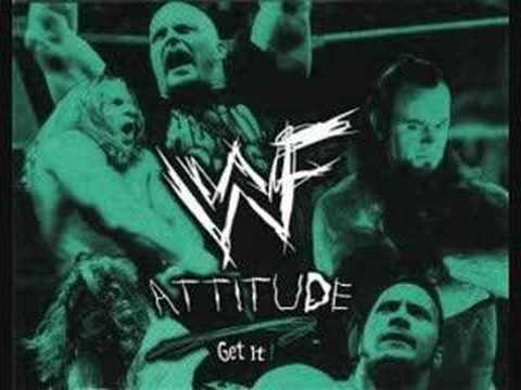 wwf raw is war attitude era theme anthrax all together