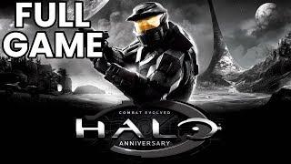 Halo CE Anniversary - Full Game Walkthrough (No Commentary Longplay)