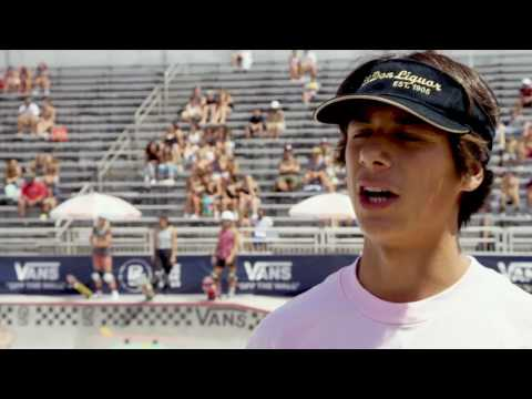 Willy Lara Profile | 2017 VPS Pro Tour Challenger | Vans Park Series