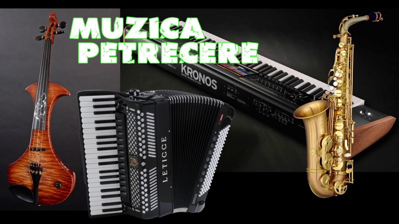 MUZICA DE PETRECERE Instrumentala | Vioara, Acordeon, Saxofon | Ascultari | Jocuri | Foarte frumos