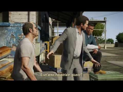 GTA 5 Gameplay ITA