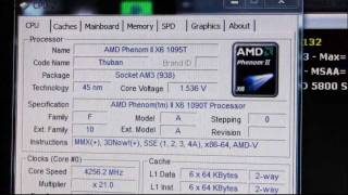 Dual Boreas Frankenstein Cooler Overclocking Results Phenom II X6 1090T Linus Tech Tips