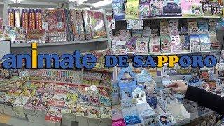 Animate Store | Visitando la Tienda de Sapporo | Anime, Manga, Artbooks, Cosplays, Merchan,...