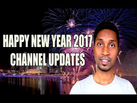 Happy new year | Channel Update | Android Buddy|