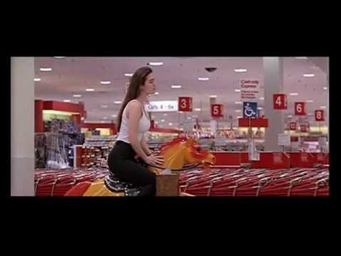 Jennifer Connelly sexy horse ride