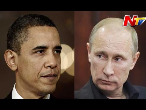 Obama Warns Putin of 'Rising Costs' over Ukraine