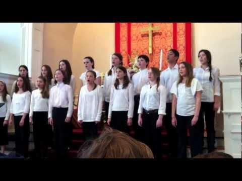 Choir Concert Apr 6, 2013 - The Lion and the Unicorn