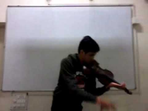 Piyu Bole (Parineeta) by Mayank Ladha (Violin Instrumental)....
