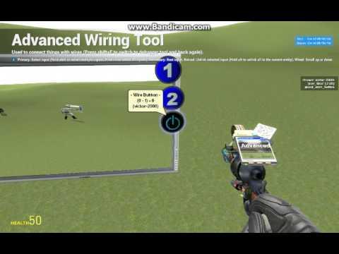 Garry's mod как сделать камеру слежения