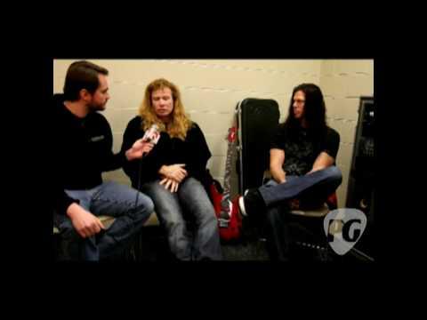 Rig Rundown - Megadeth's Dave Mustaine&Chris Broderick