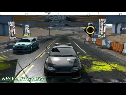 Need for speed: prostreet (2008)