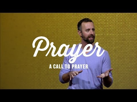 Prayer (part 1) - A Call To Prayer video
