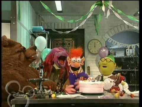 Muppets Tonight - S2 E11 P1/3 - Andie MacDowell