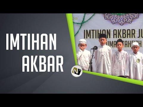 Imtihan Akbar Juz 30 2014 -Rumah Tahfizh YNF-