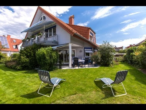 Immobilien Griesheim - Freistehendes Exklusives Einfamilienhaus In Griesheim (bei Darmstadt)