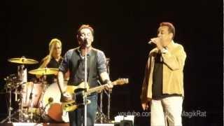 This Little Girl - Springsteen & Gary US Bonds - MetLife Stadium - Sept 22, 2012