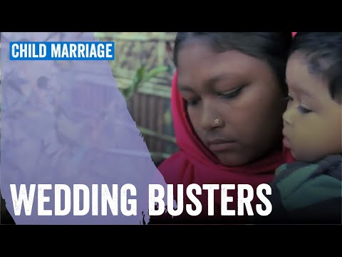Wedding Busters: Child Marriage-Free Zones in Bangladesh
