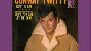 Hound Dog Sung By Conway Twitty And Big Mama Thornton