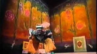 Part 2: Rudolf Nureyev dances Petrushka with The Joffrey Ballet
