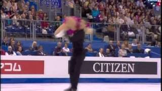 Tessa Virtue & Scott Moir - 2012 World Championships - SD