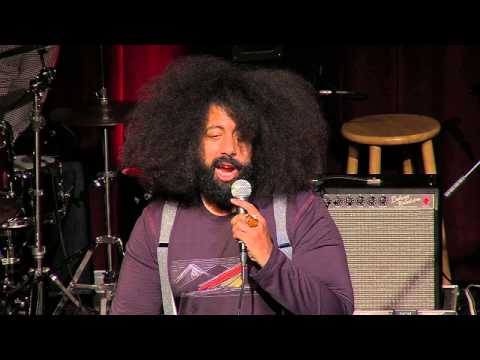 REGGIE WATTS: Performance on Live Wire Radio #209
