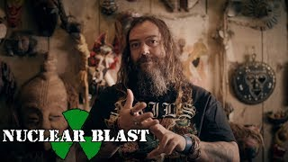 SOULFLY - Album Artwork (Ritual trailer #1)