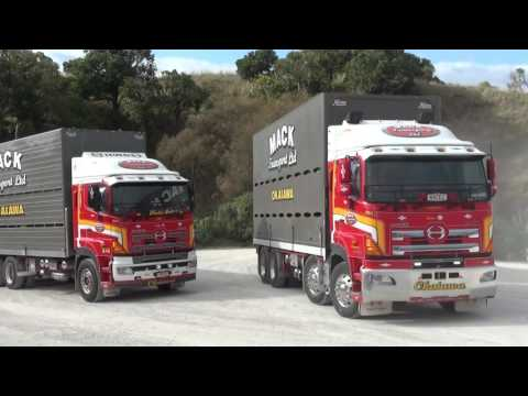 Trucks New Zealand Taranaki