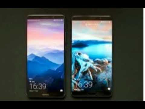 Android Huawei Mobiles 2018 || Latest Huawei  Smart Phone 2018