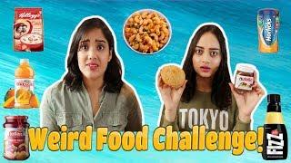 WEIRD FOOD COMBINATIONS CHALLENGE part 3 | Food Challenge | Life Shots