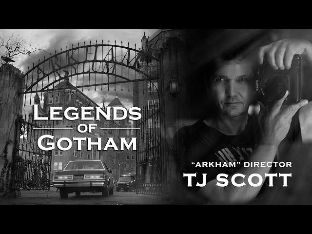 """T.J. Scott Talks Directing GOTHAM 1x04 - """"ARKHAM"""""""