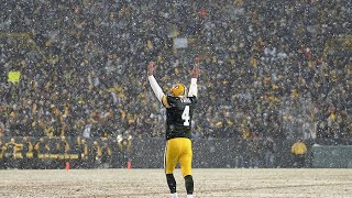 "Green Bay vs. Seattle ""Snow Bowl At Lambeau"" (2007 NFC Divisional) Green Bay's Greatest Games"
