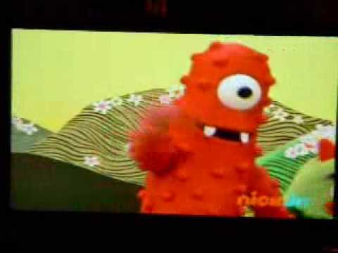 I Love Bugs yo Gabba Gabba video