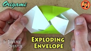 Simple Flasher Exploding Envelope (no music)