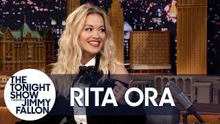 Download Lagu Rita Ora Dined and Dabbed in Kensington Palace with Prince Harry Gratis STAFABAND