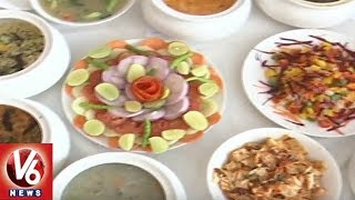 Indian Foodies HUB Restaurant Management Conducts Food Festival | Hyderabad