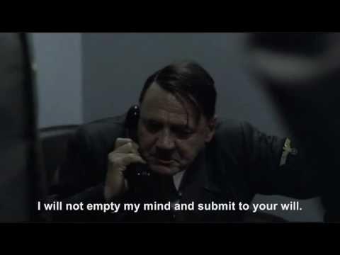 Hitler phones Yuri