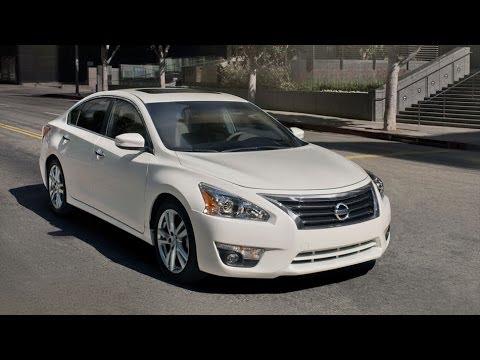 Nissan Altima Hybrid 2015 2015 Nissan Altima - YouTube