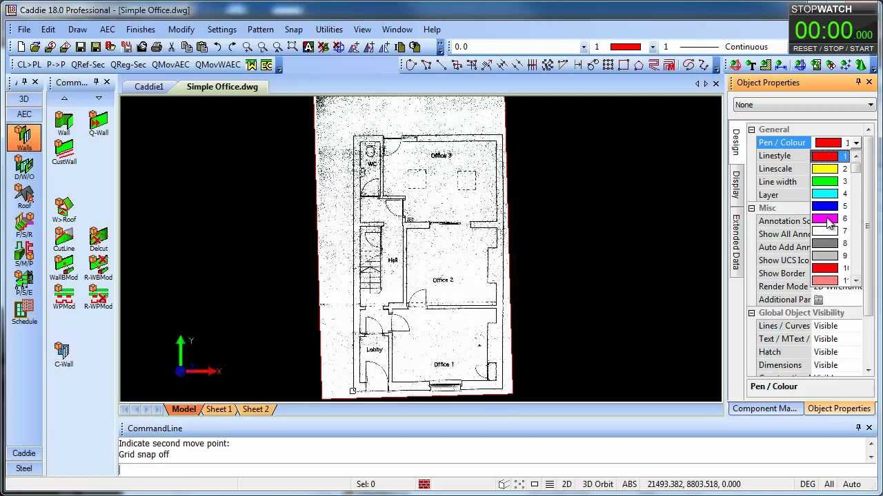 Cad D Design Software Free