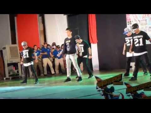 Vhong Navarro Live In Iligan City At Danztrack Hang-over 10, Msu-iit video