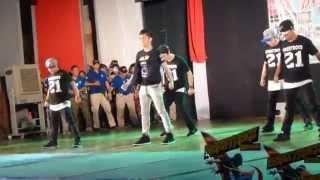 Vhong Navarro Live in Iligan City at Danztrack Hang-over 10, MSU-IIT