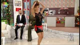 Oryantal Didem on Her Şey Dahil, ShowTV 31.12.2013