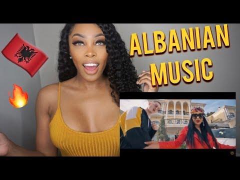 AMERICAN FIRST REACTION TO ALBANIAN MUSIC VIDEOS |Rina ft Fero,Mozzik |  Ashley Deshaun thumbnail
