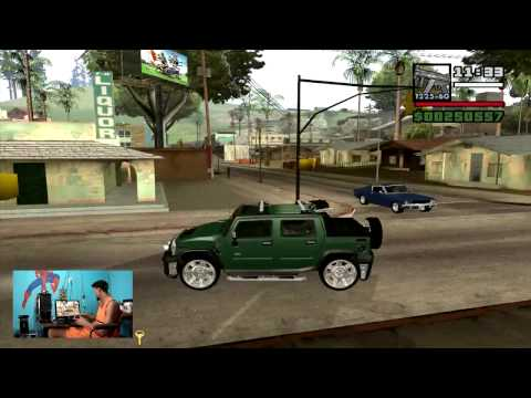 13º Video de GTASA Modificado 2013: Hummer H2 Sut Tunado 1