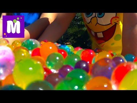 ORBEEZ сюрпризы игрушки с разноцветными шариками Орбиз