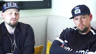 Interview with the Madden brothers from Good Charlotte for new album Rx Generation