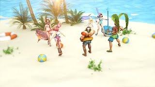 [Trailer] Violet, Taara và Điêu Thuyền tiệc bãi biển trổ tài - Garena Liên Quân Mobile