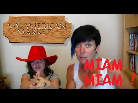 My American Market ... la dégustation !