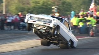 10 BRUTAL Drag Racing WHEELSTANDS