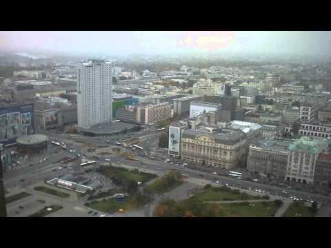 Timelapse Warszawa